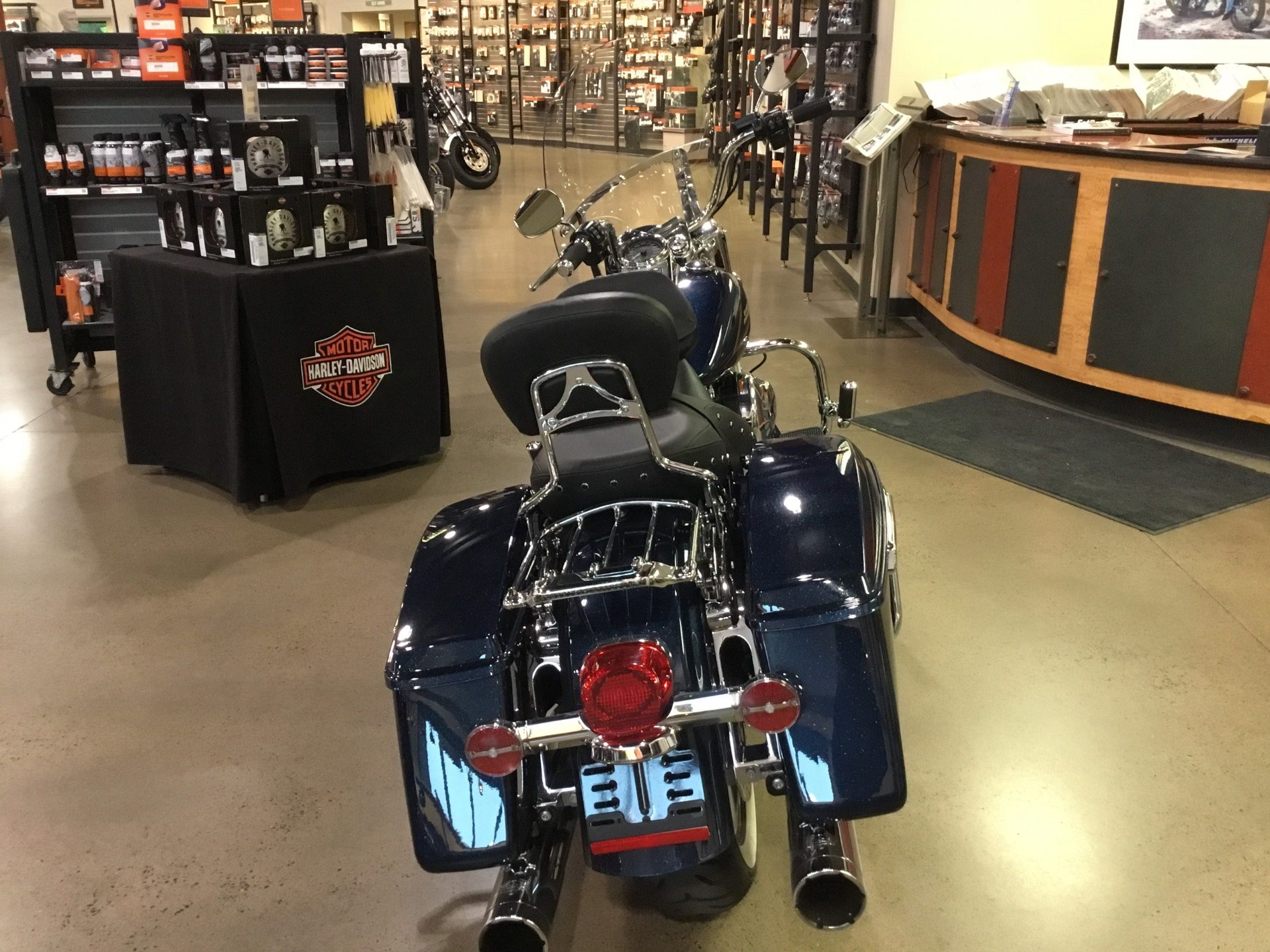 2016 Harley-Davidson Road King® in New York Mills, New York