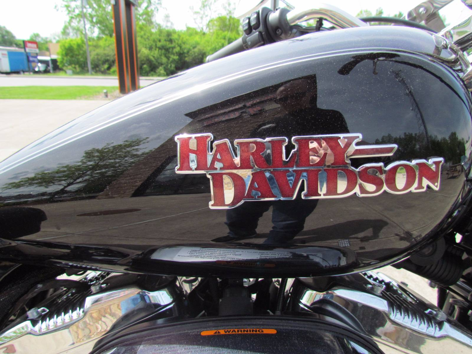 2014 Harley-Davidson SuperLow® 1200T in New York Mills, New York