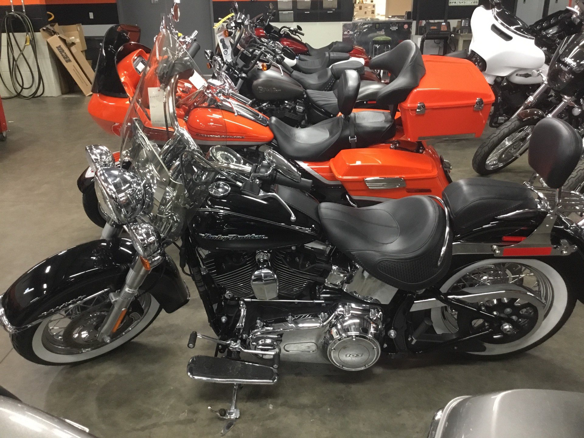 2016 Harley-Davidson Softail® Deluxe in New York Mills, New York