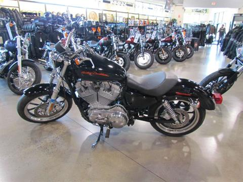 2013 Harley-Davidson Sportster® 883 SuperLow® in New York Mills, New York