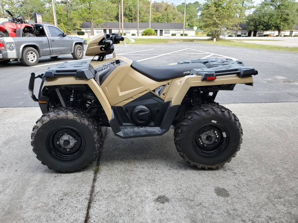 2019 Polaris Sportsman 570 EPS LE in Hinesville, Georgia - Photo 2