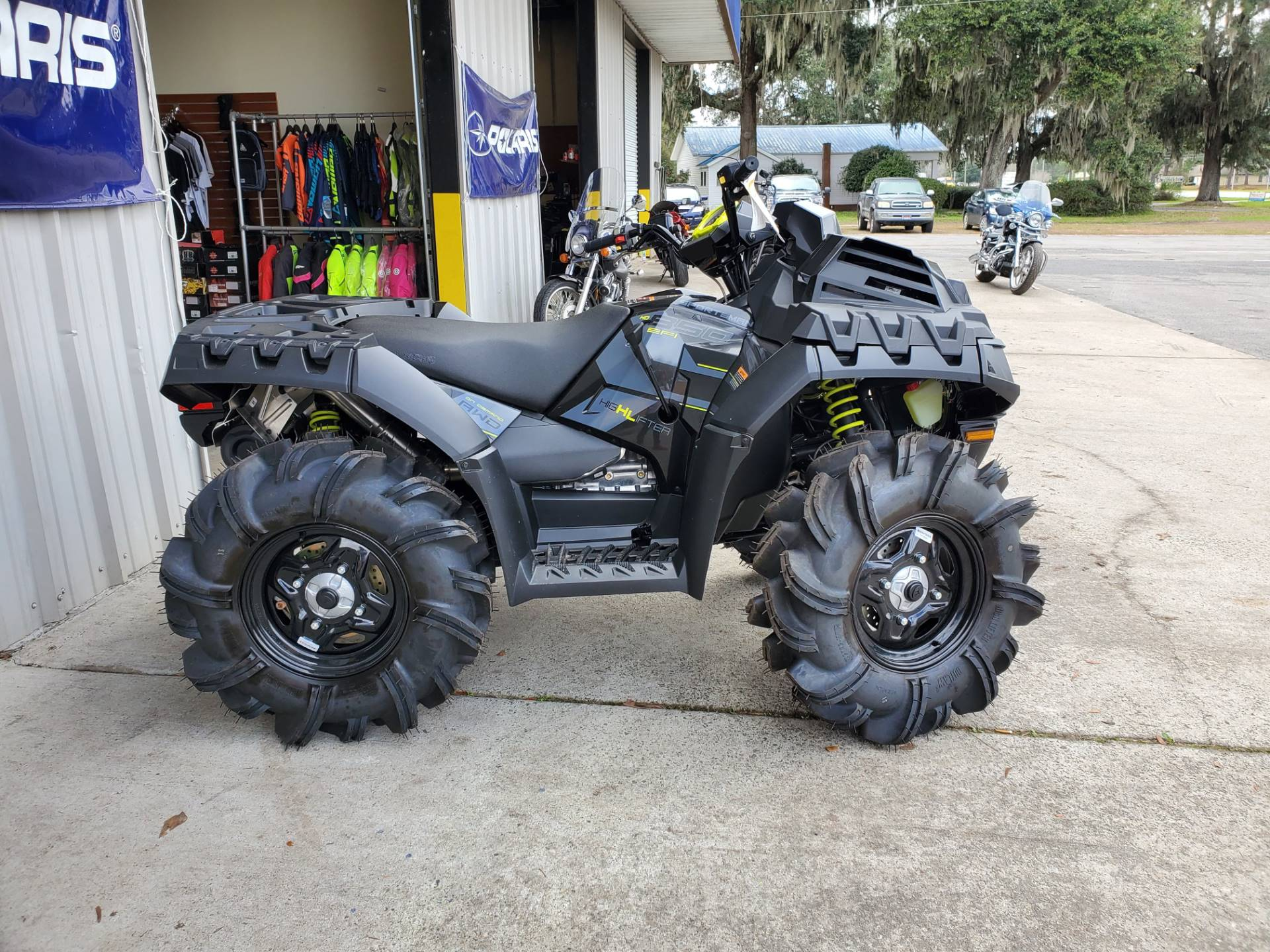 2020 Polaris Sportsman 850 High Lifter Edition in Hinesville, Georgia - Photo 1