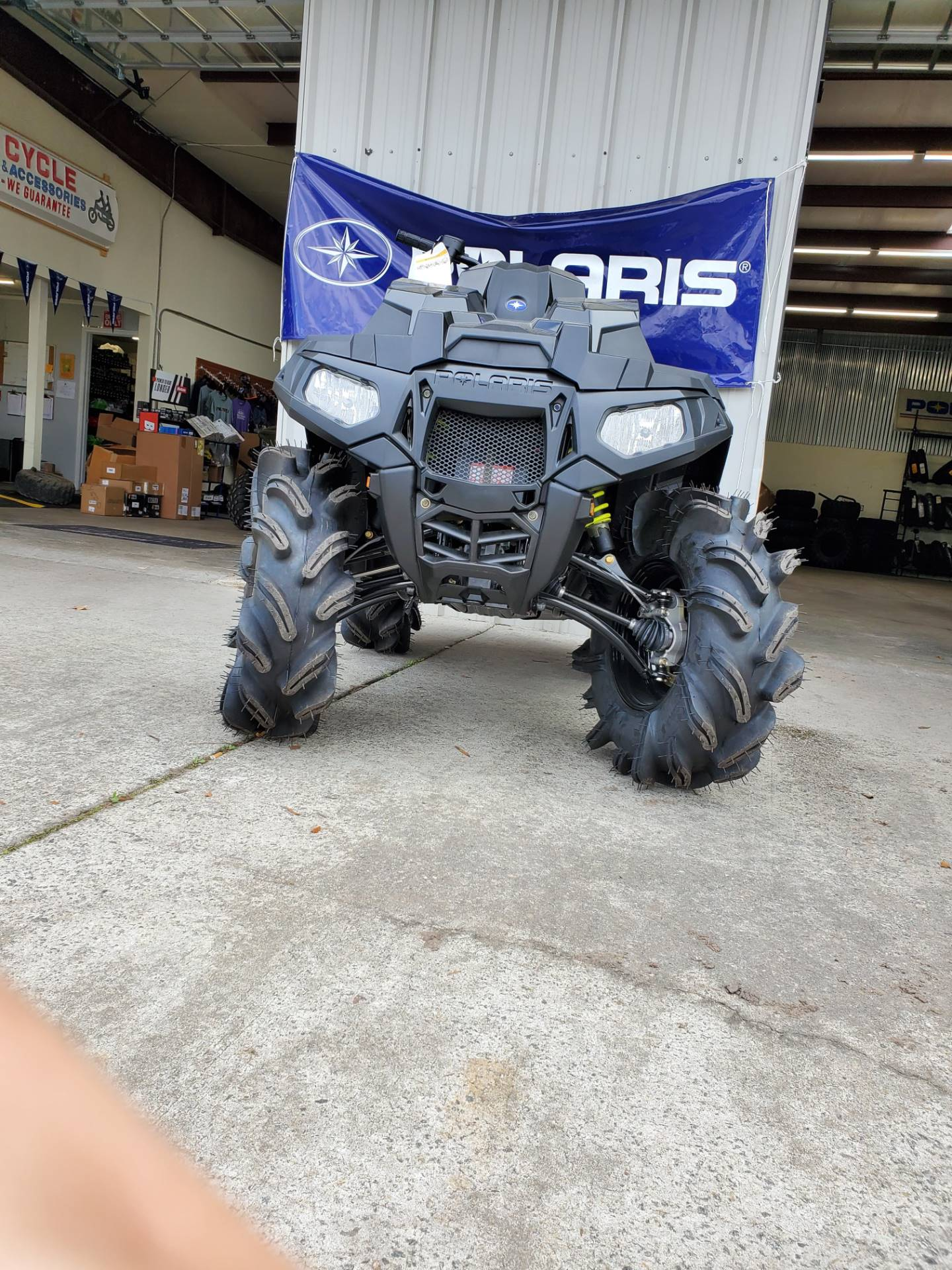 2020 Polaris Sportsman 850 High Lifter Edition in Hinesville, Georgia - Photo 2