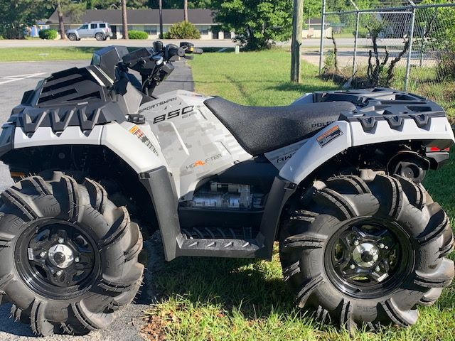 2021 Polaris Sportsman 850 High Lifter Edition in Hinesville, Georgia - Photo 1