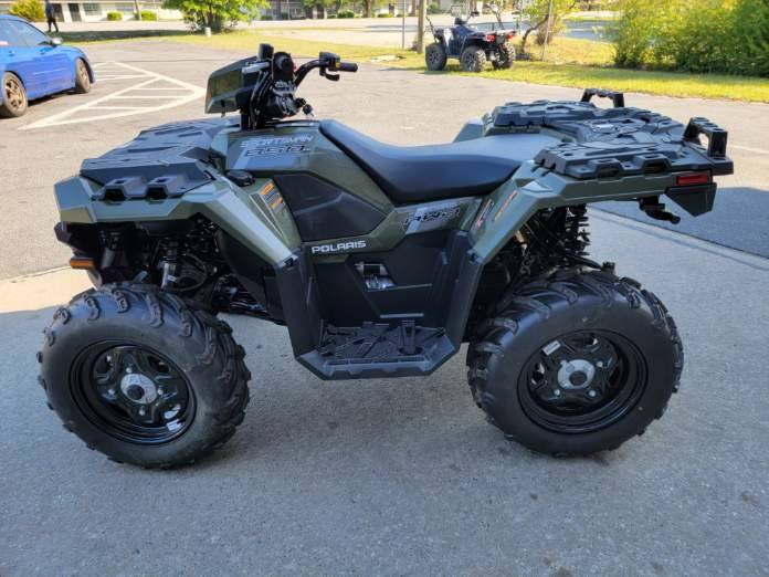 2021 Polaris Sportsman 850 in Hinesville, Georgia - Photo 1