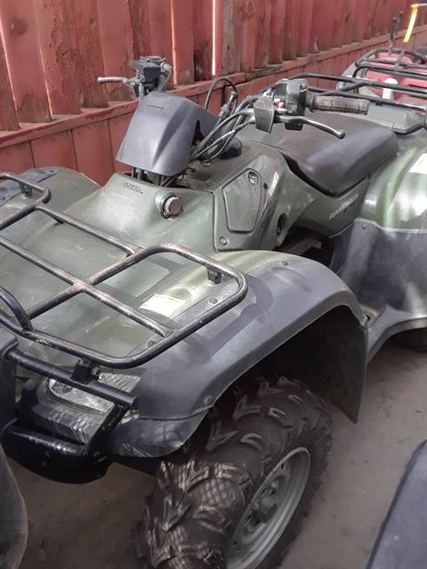 2004 Honda FourTrax® Rancher® 4x4 ES in Gridley, California