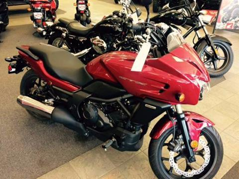 2014 Honda CTX®700 in Gridley, California