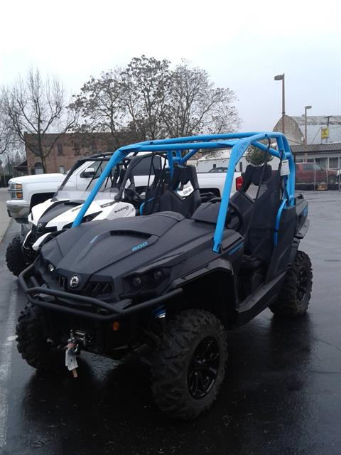 2016 Can-Am Commander XT 800R in Gridley, California