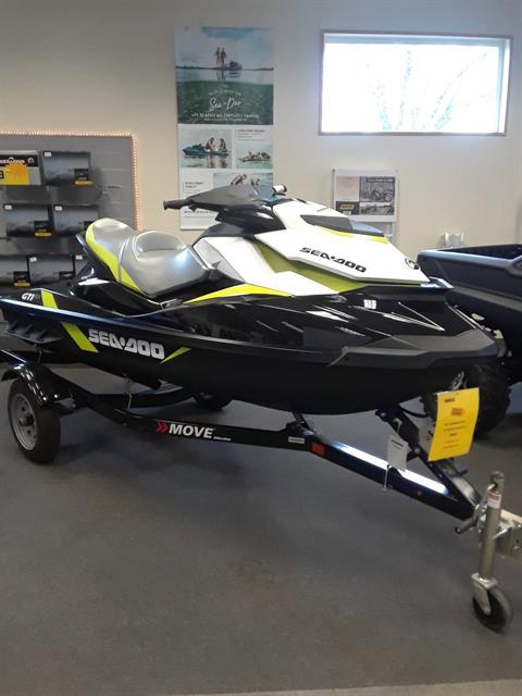 2017 Sea-Doo GTI SE in Gridley, California