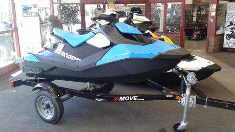 2017 Sea-Doo SPARK 2up 900 ACE in Gridley, California