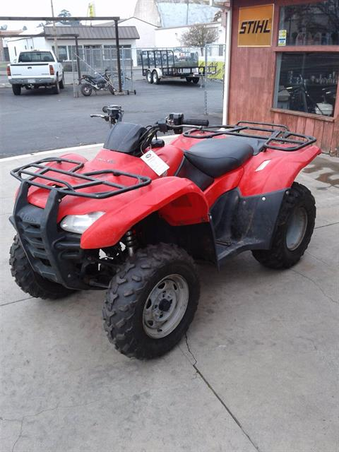 2012 Honda FourTrax® Rancher® ES in Gridley, California