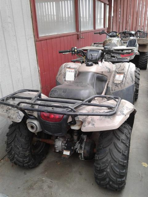 2013 Honda FourTrax® Rancher® 4x4 ES with EPS in Gridley, California