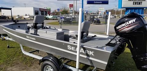 2019 SeaArk 1652 Crappie in Lake City, Florida