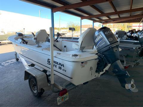 2010 Carolina Skiff JVX16SS in Lake City, Florida - Photo 1