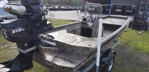 2019 SeaArk Mud Runner 180 in Lake City, Florida