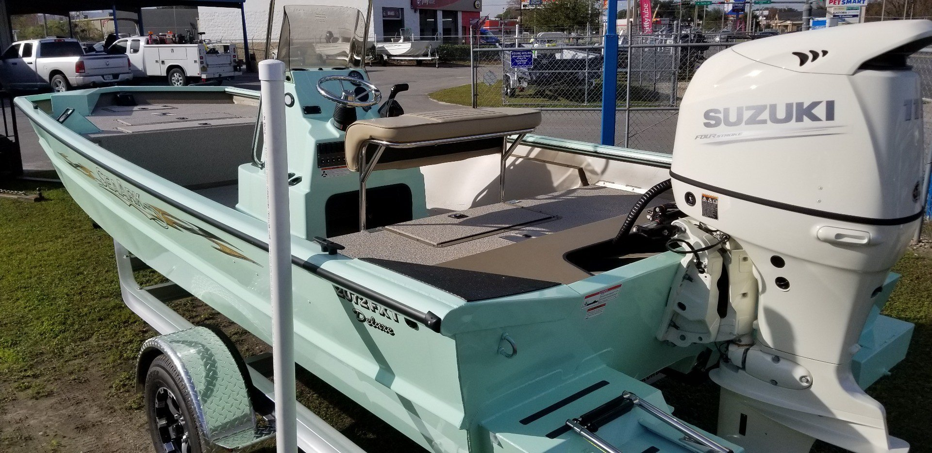 2019 SeaArk FXT2072CC in Lake City, Florida - Photo 6