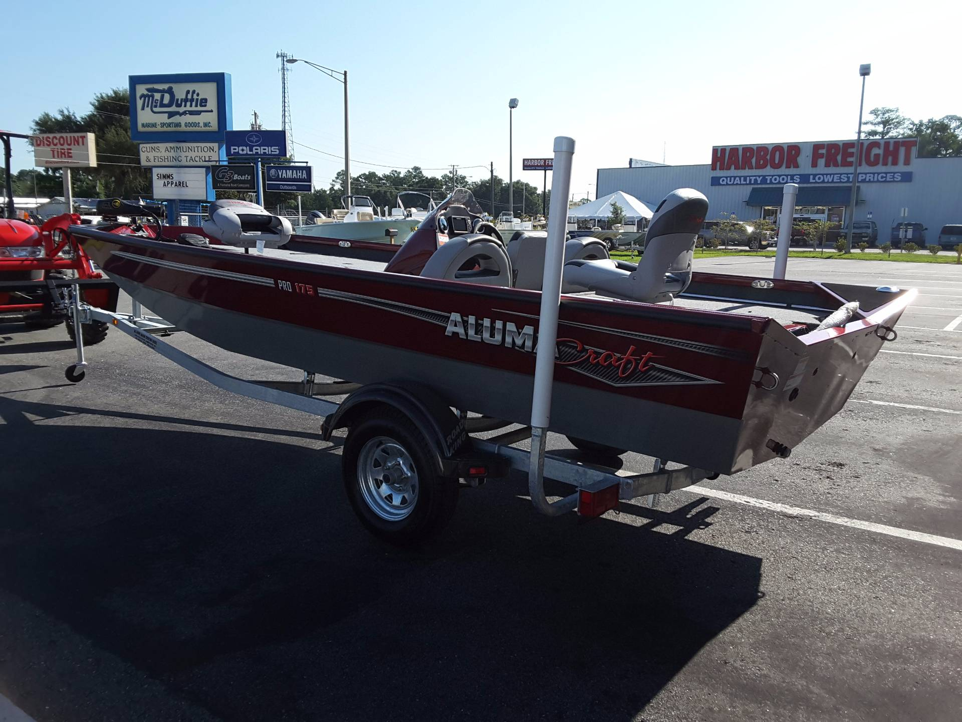 2018 Alumacraft Pro 175 in Lake City, Florida