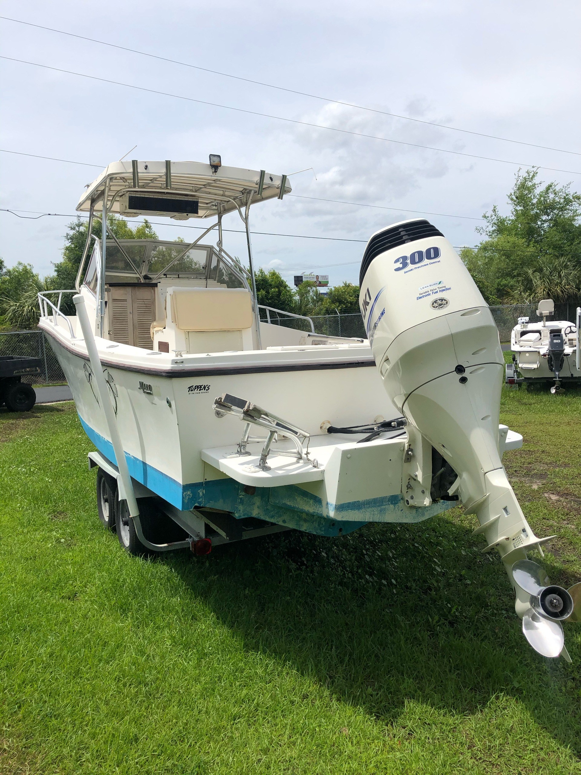1990 Mako 25WA in Lake City, Florida - Photo 3