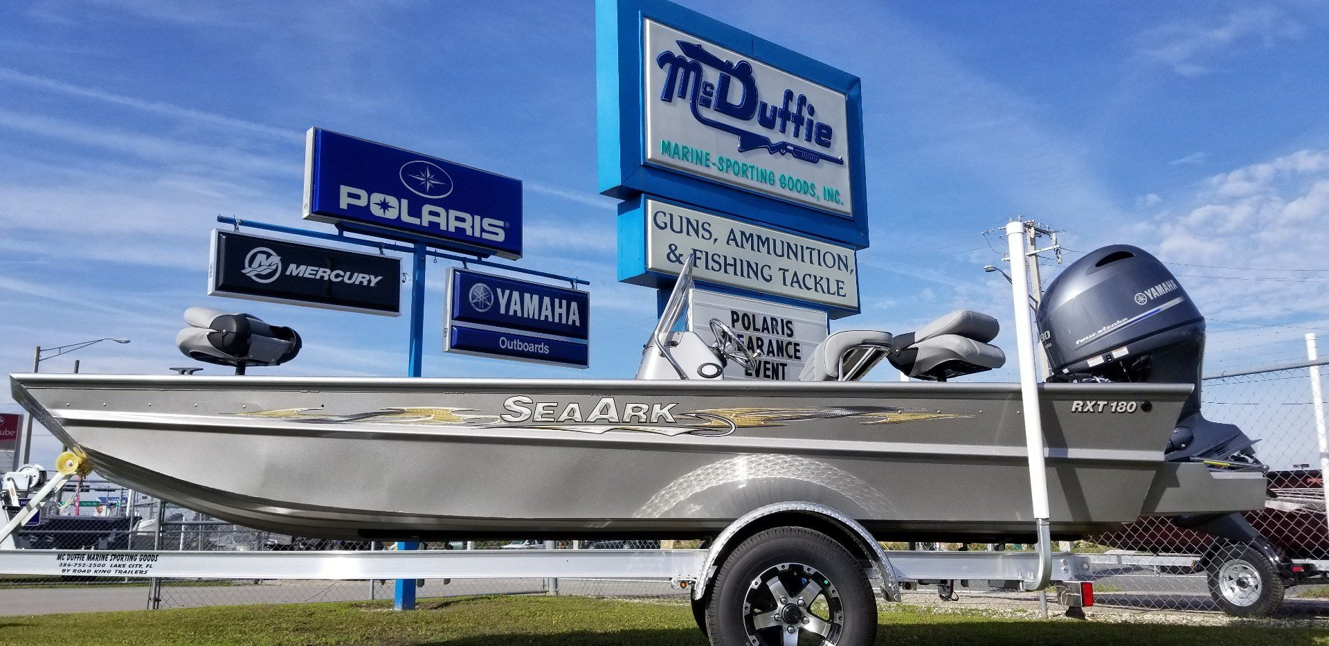 2019 SeaArk RXT 180 CC in Lake City, Florida - Photo 1