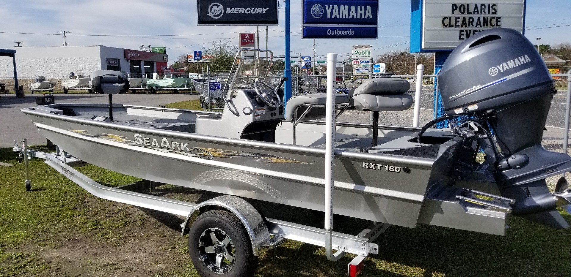 2019 SeaArk RXT 180 CC in Lake City, Florida - Photo 2