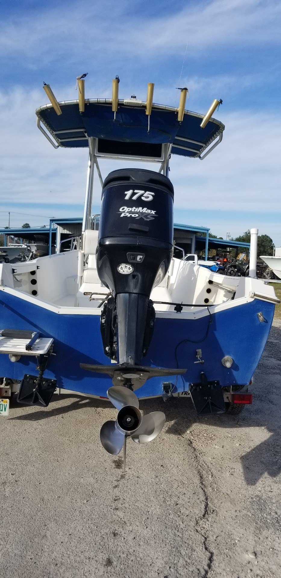 2001 Aquasport 200 Osprey in Lake City, Florida - Photo 3