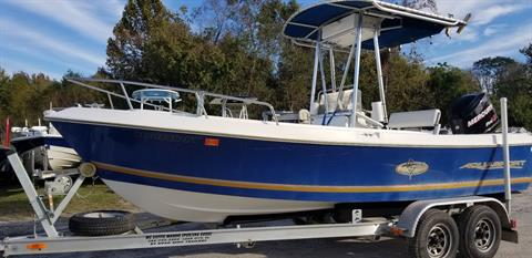 2001 Aquasport 200 Osprey in Lake City, Florida - Photo 2