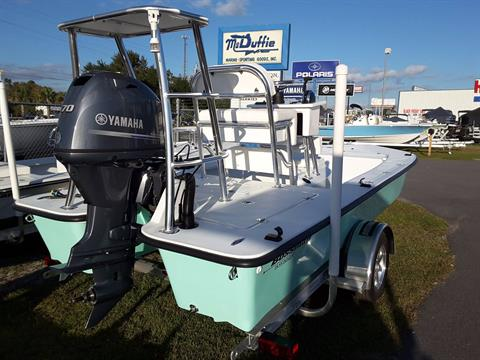 2017 Bossman Boats Skimmer Talon in Lake City, Florida