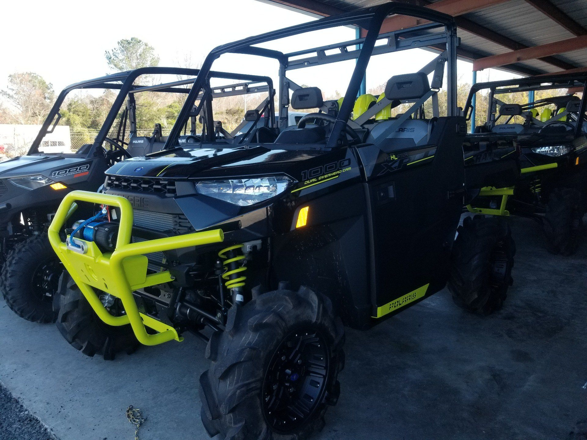 2020 Polaris Ranger XP 1000 High Lifter Edition in Lake City, Florida - Photo 1