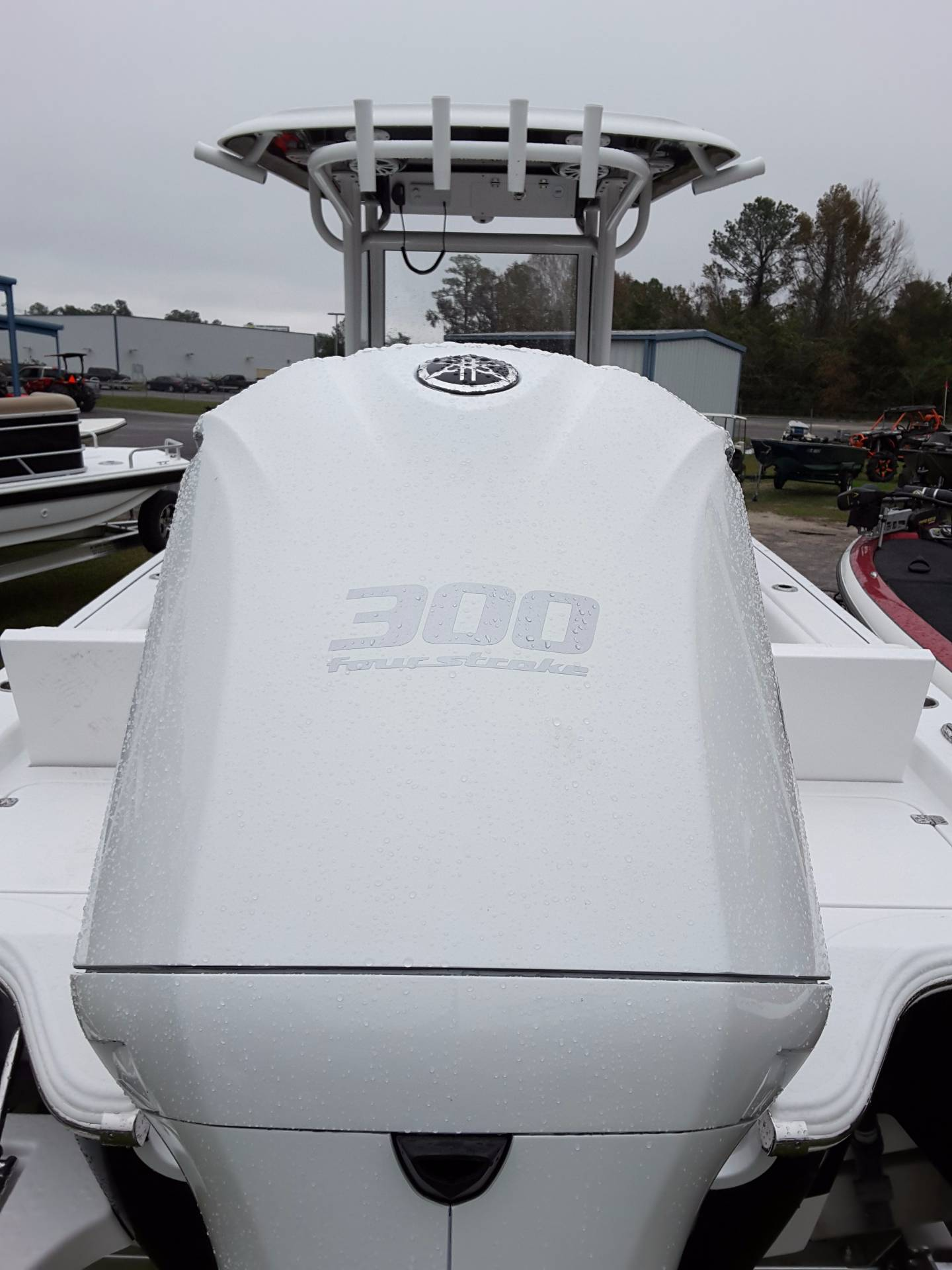 2018 Sportsman Masters 267 Bay Boat in Lake City, Florida