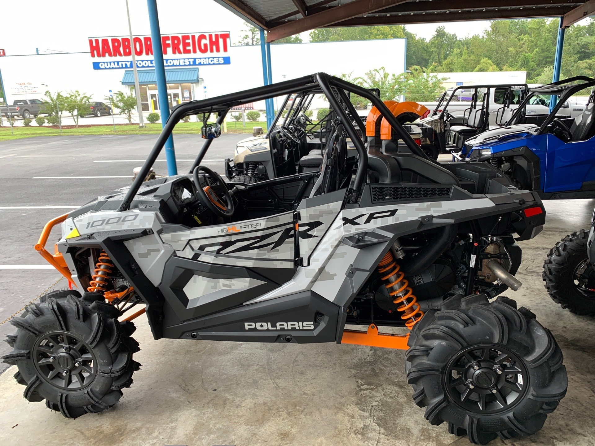 2021 Polaris RZR XP 1000 High Lifter in Lake City, Florida - Photo 1