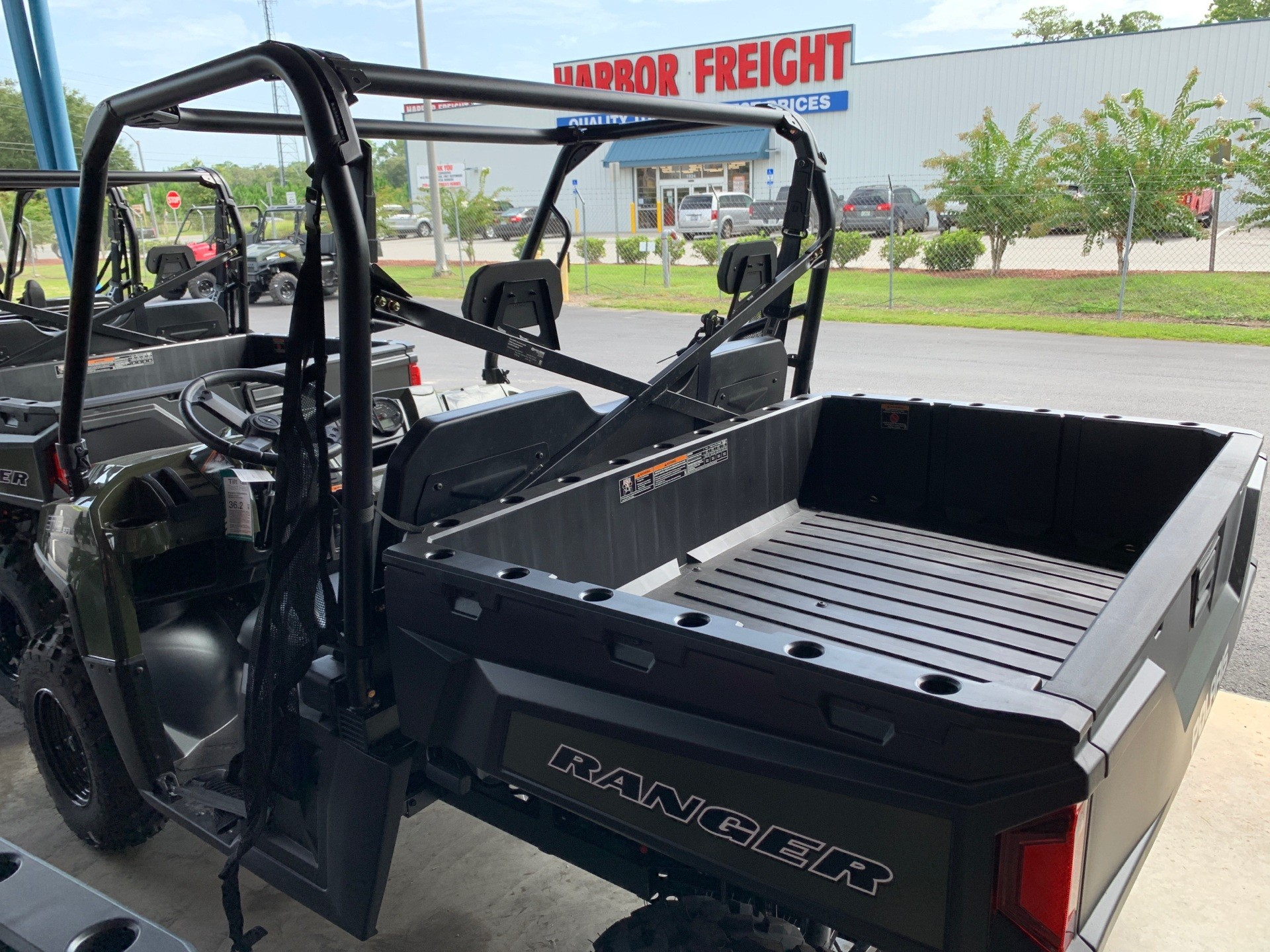 2021 Polaris Ranger 570 Full-Size in Lake City, Florida - Photo 2