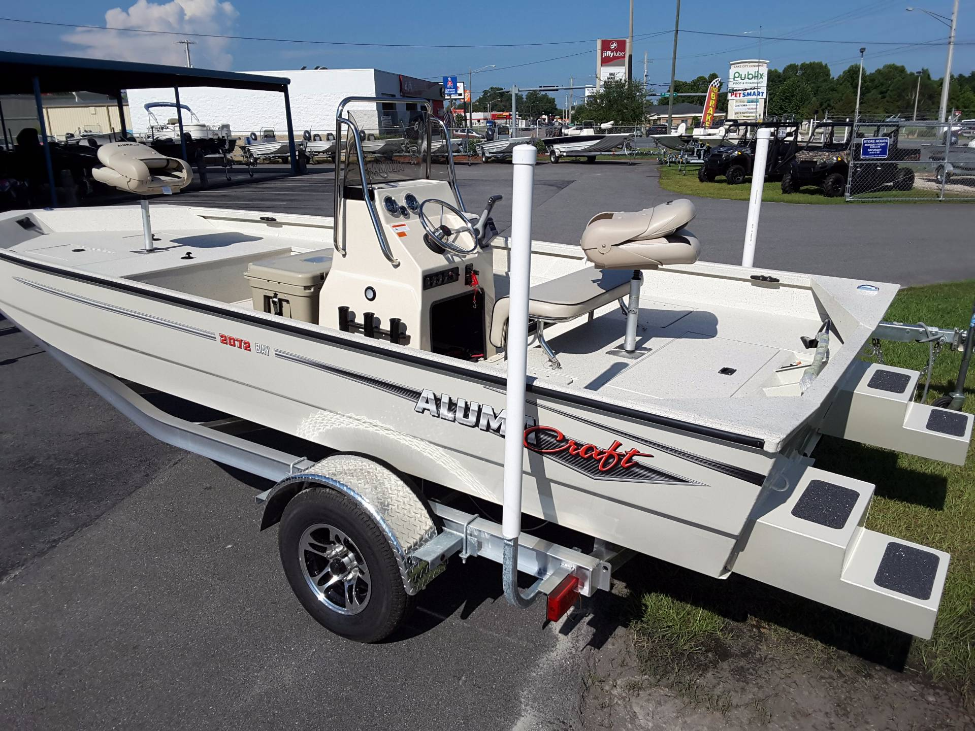 2018 Alumacraft 2072 BAY T in Lake City, Florida