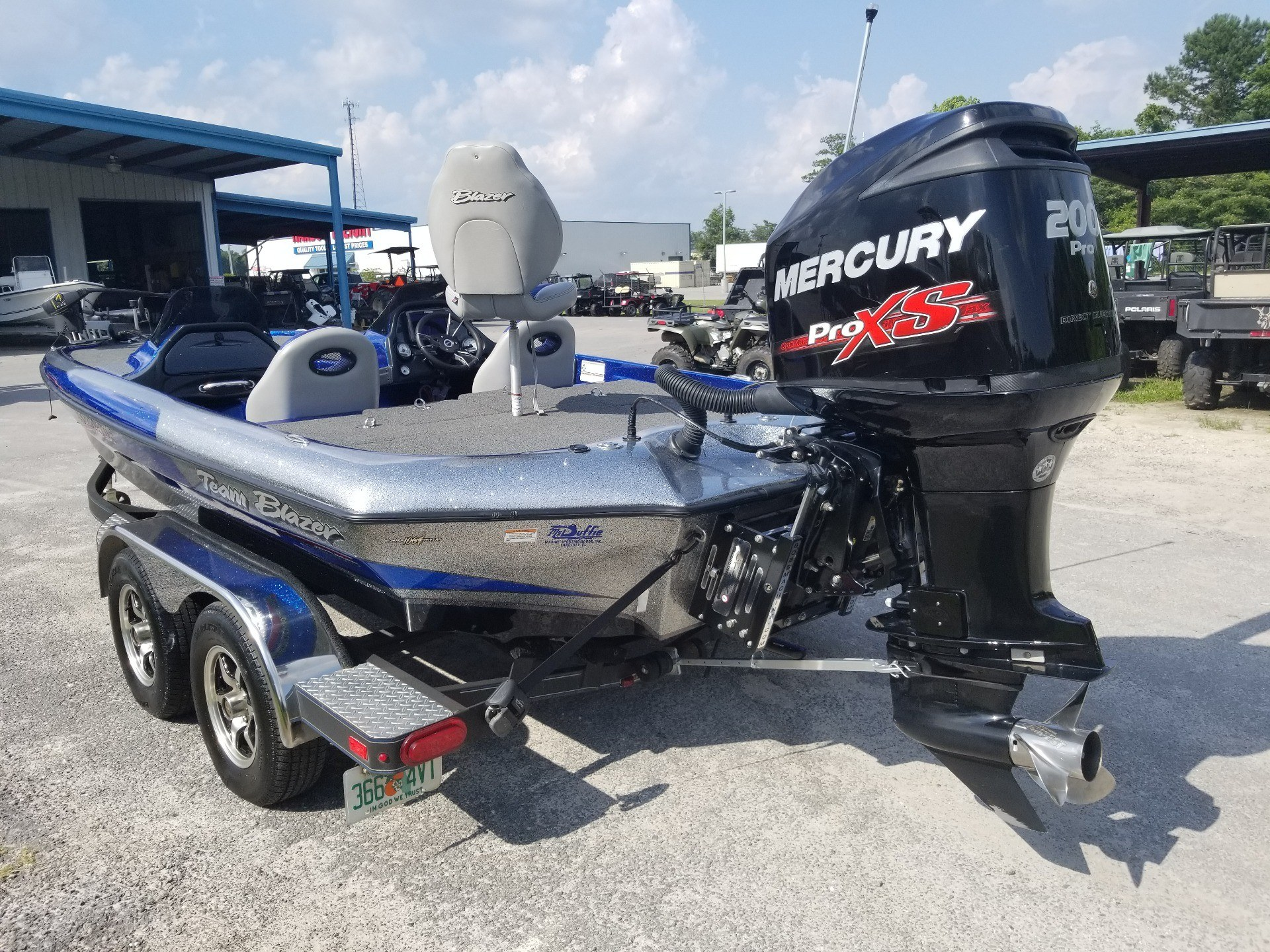 2017 Blazer 595 Pro Elite in Lake City, Florida