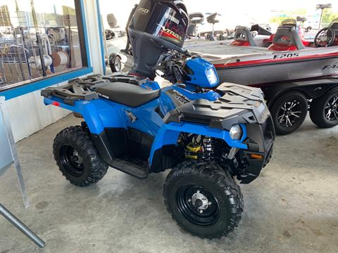 2020 Polaris Sportsman 450 H.O. Utility Package in Lake City, Florida - Photo 1