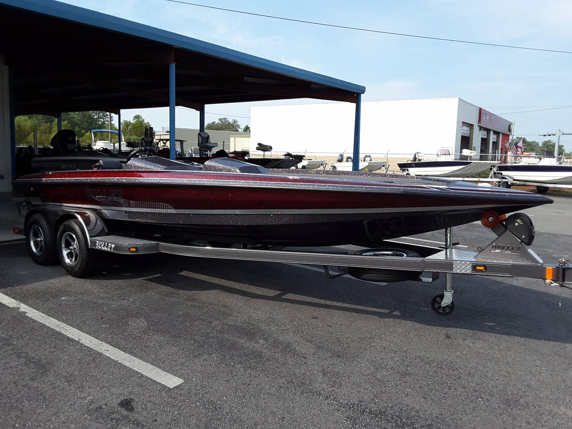 2018 Bullet 21 SDC in Lake City, Florida