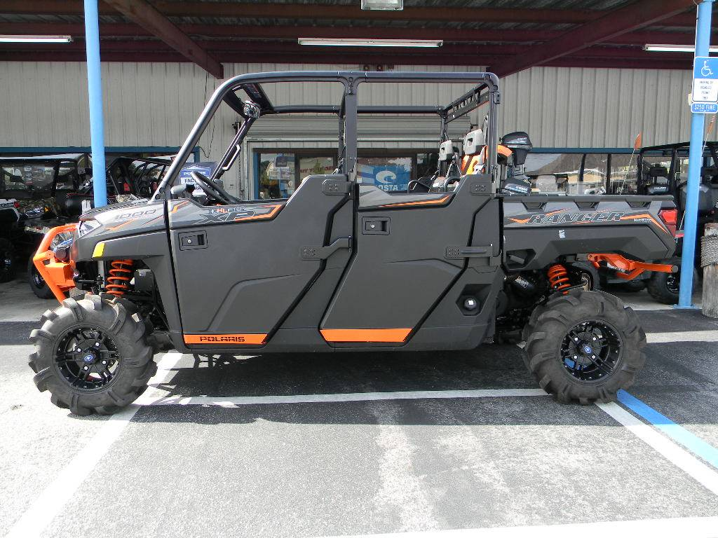2019 Polaris Ranger Crew XP 1000 EPS High Lifter Edition in Lake City, Florida - Photo 1