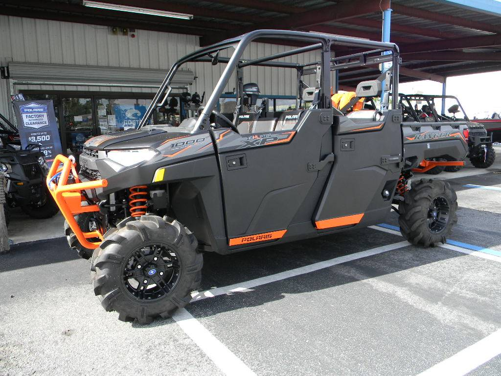 2019 Polaris Ranger Crew XP 1000 EPS High Lifter Edition in Lake City, Florida - Photo 2