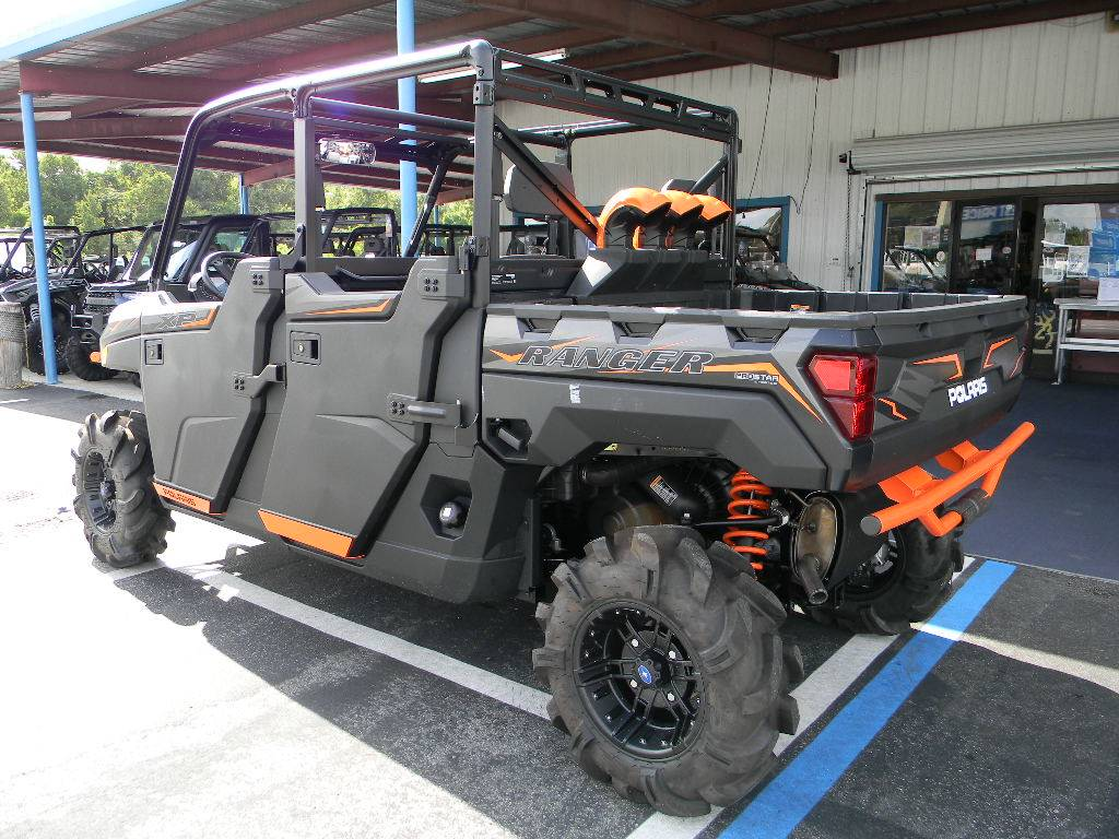 2019 Polaris Ranger Crew XP 1000 EPS High Lifter Edition in Lake City, Florida - Photo 3