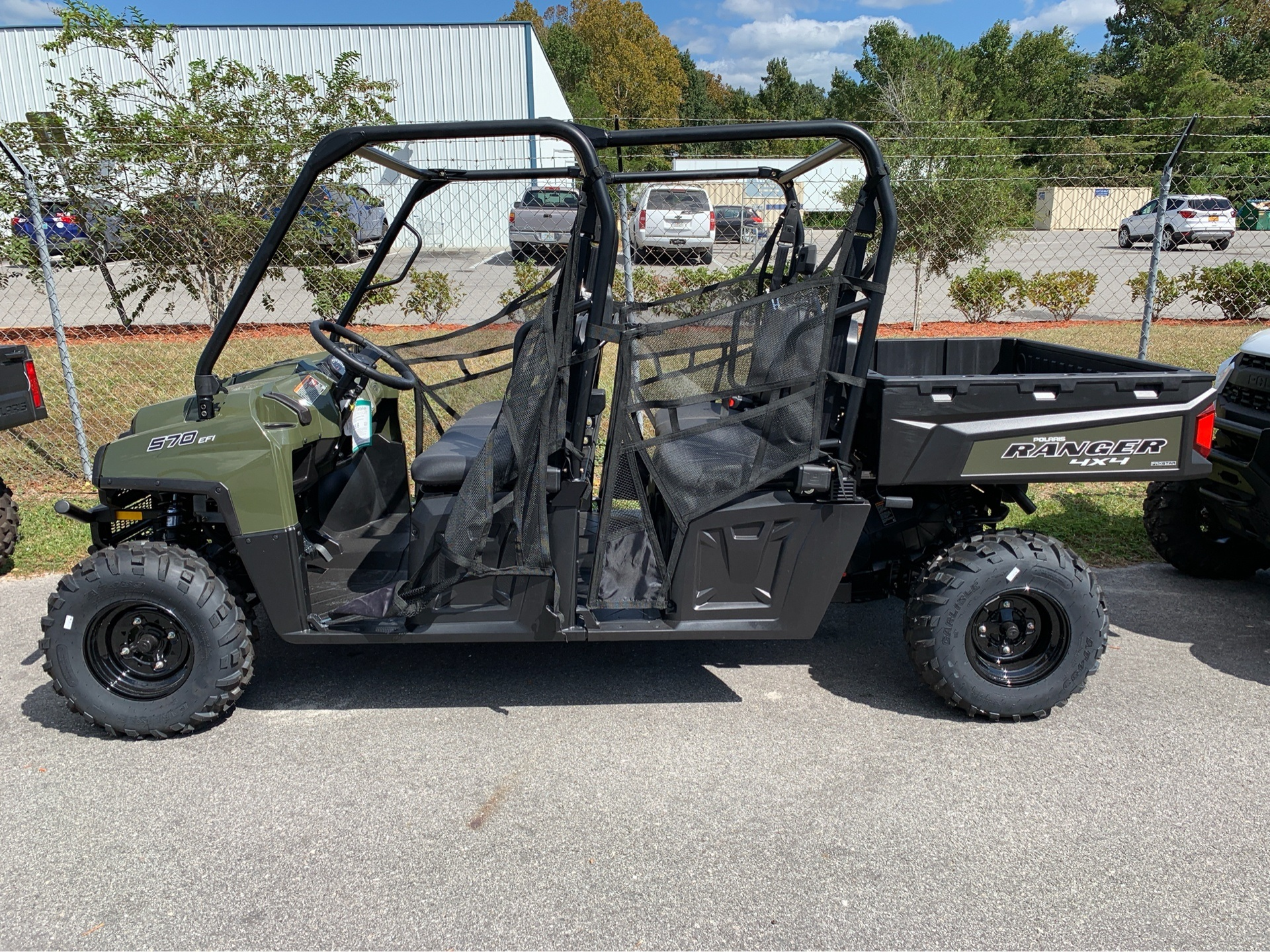 2019 Polaris Ranger Crew 570-6 in Lake City, Florida - Photo 1