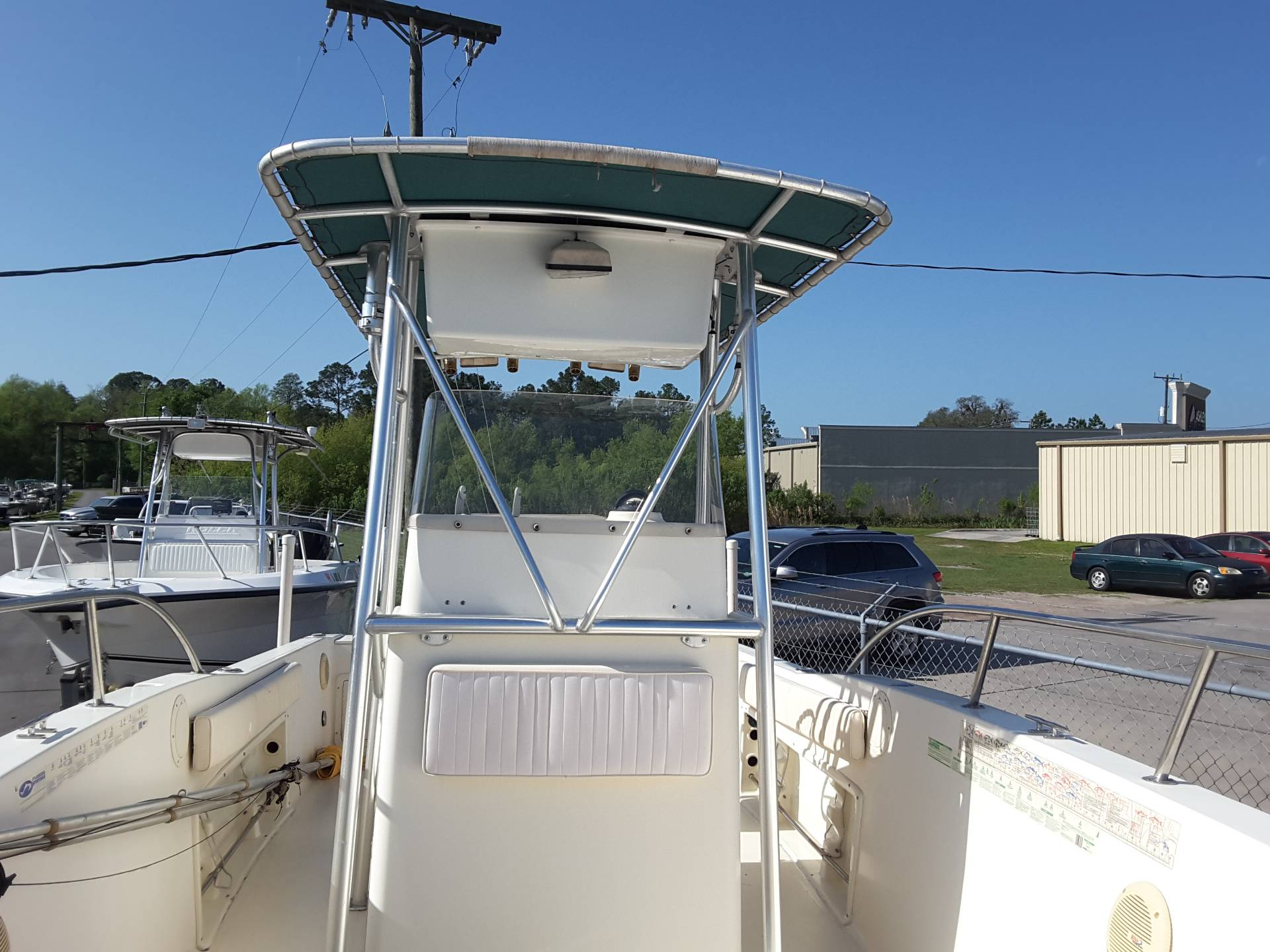 2002 Sea Pro 255 Center Console in Lake City, Florida