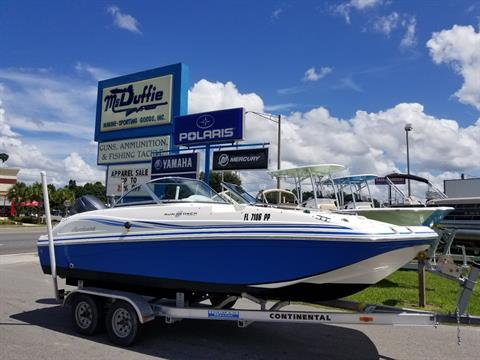 2013 Hurricane SunDeck 187 OB in Lake City, Florida