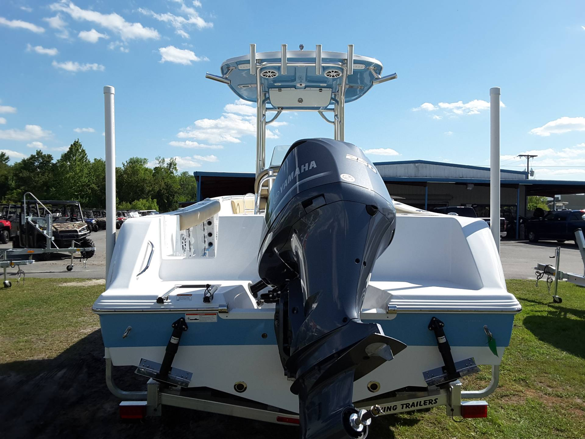 2018 Sportsman Open 232 Center Console in Lake City, Florida