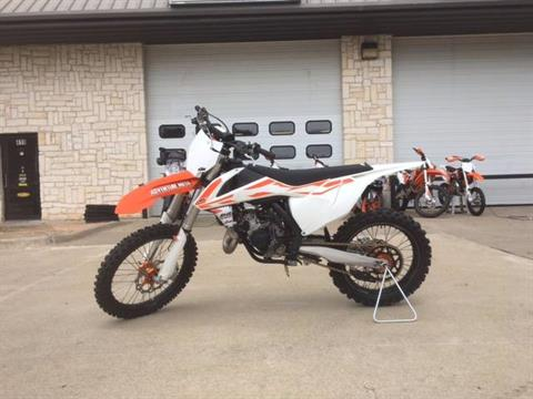 2017 KTM 125 SX in Denton, Texas