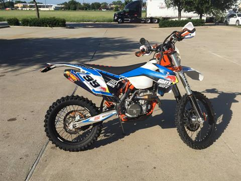 2016 KTM 350 XCF-W Six Days in Denton, Texas