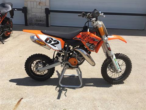 2014 KTM 50 SX in Denton, Texas