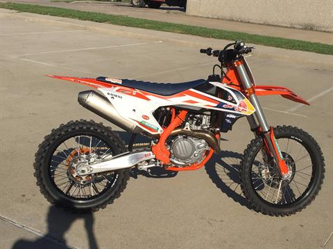 2016 KTM 450 SX-F Factory Edition in Denton, Texas