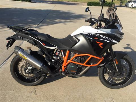 2016 KTM 1190 Adventure R in Denton, Texas