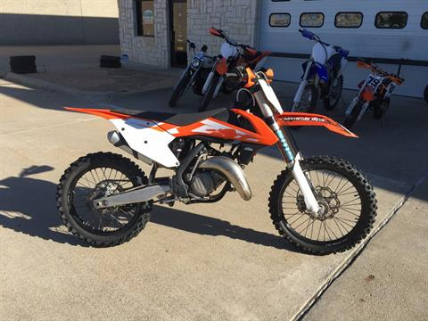 2016 KTM 150 SX in Denton, Texas