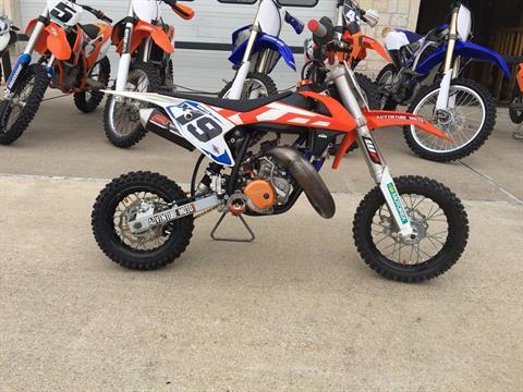 2016 KTM 50 SXS in Denton, Texas