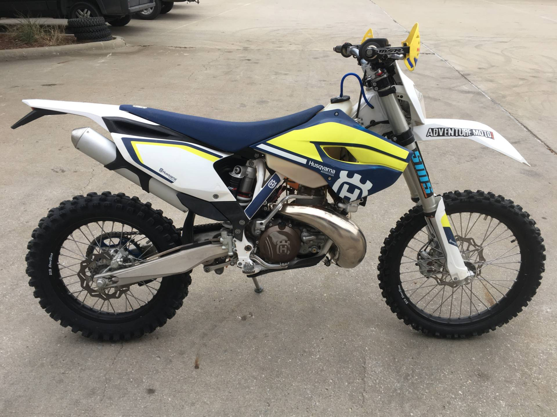2016 Husqvarna TE 300 in Denton, Texas